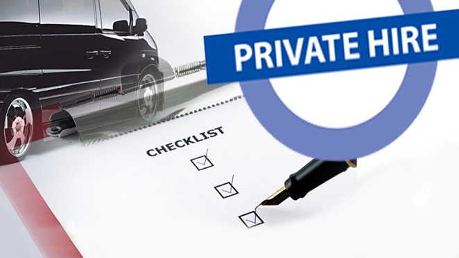 How to Apply For a Private Hire Driver Licence