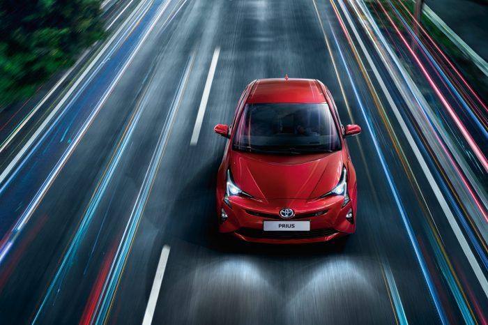 2017 Toyota Prius VVT-I Active