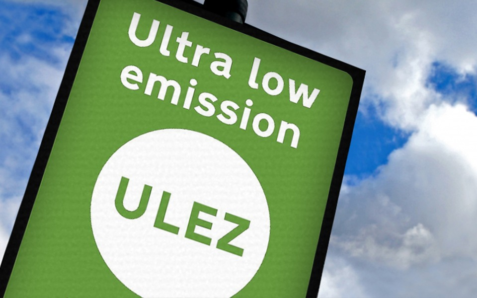 The ULEZ – Now Operational!