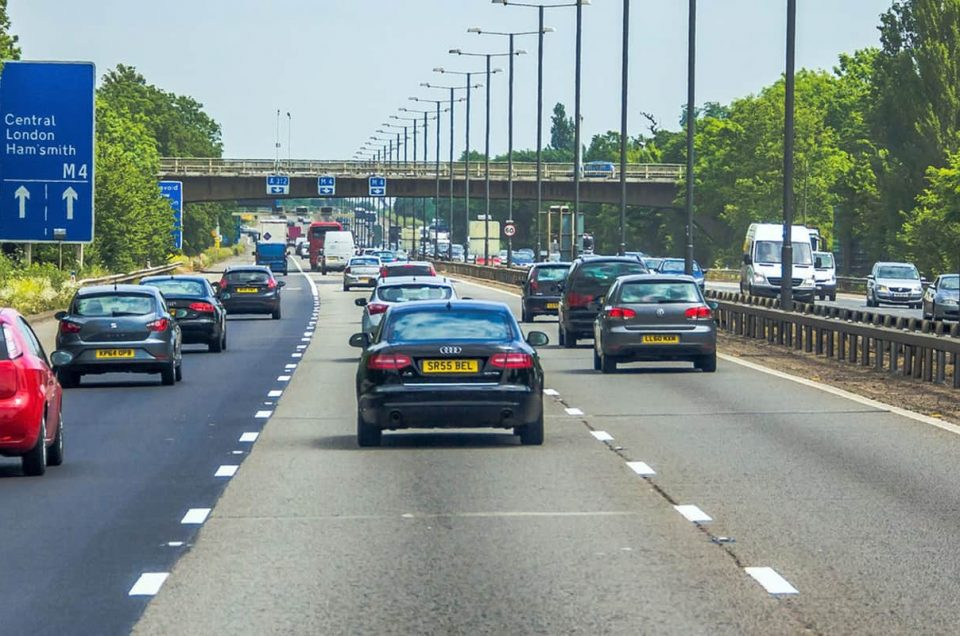 The New Road Safety Proposals